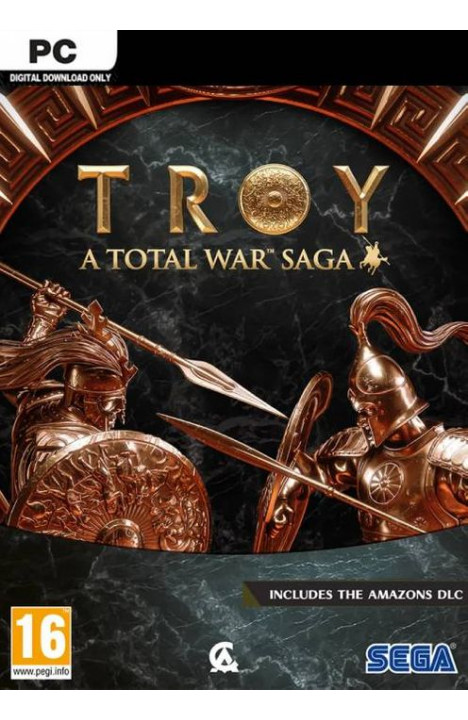 A Total War Saga: Troy - Epic Games Launcher Global CD KEY