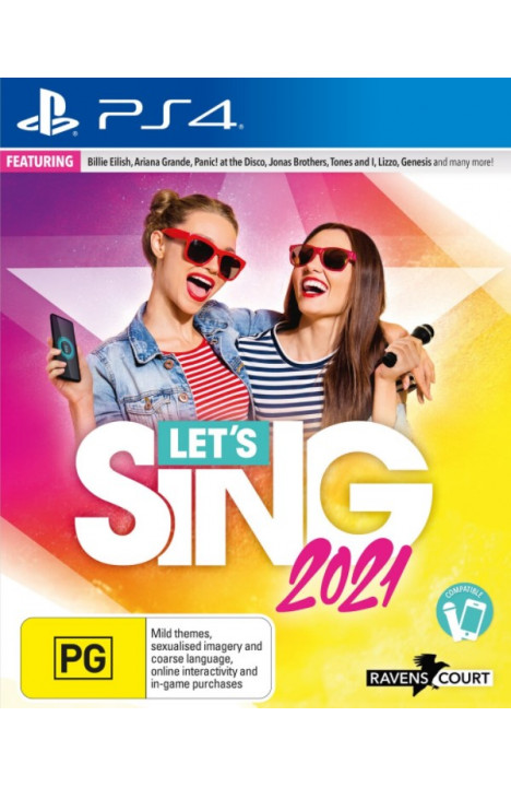 Lets Sing 2021