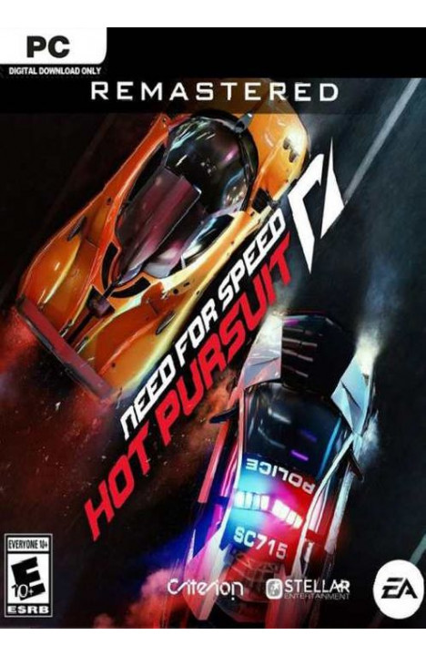 Need for Speed Hot Pursuit Remastered - Origin Global CD KEY