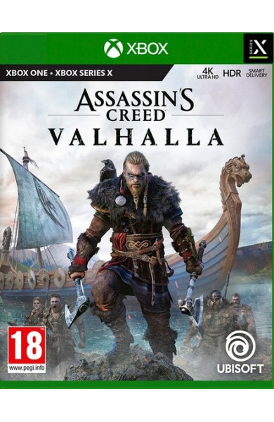 Assassins Creed: Valhalla XBOX ONE OFFLINE ONLY