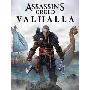 Assassins Creed: Valhalla Uplay CD Key