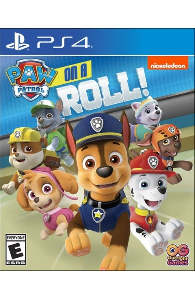 Paw Patrol: On a Roll INSTANT DOSTAVA SA PayPal/Credit Cards