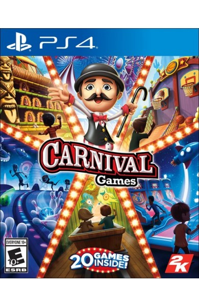 Carnival Games INSTANT DOSTAVA SA PayPal/Credit Cards