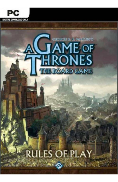 A Game of Thrones: The Board Game - Digital Edition - Steam Global CD KEY