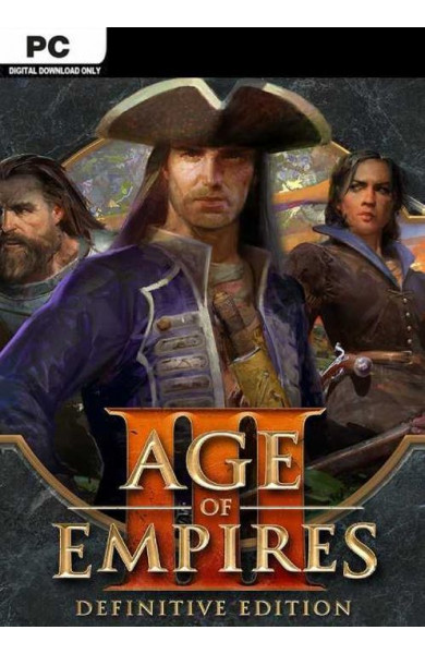 Age of Empires III: Definitive Edition - Steam Global CD KEY