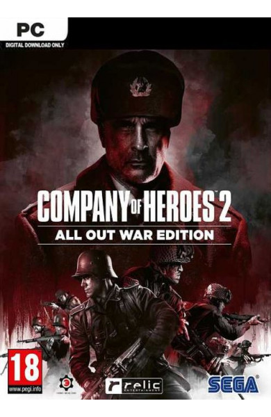 Company of Heroes 2: All Out War Edition - Steam Global CD KEY