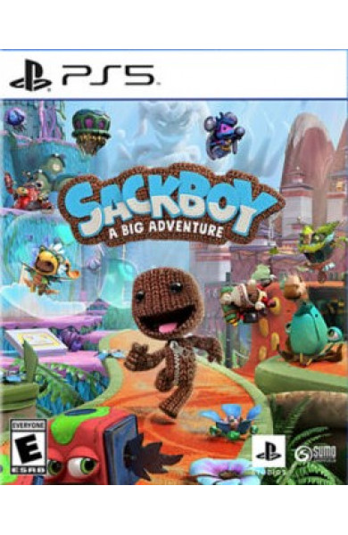 Sackboy: A Big Adventure PreOrder