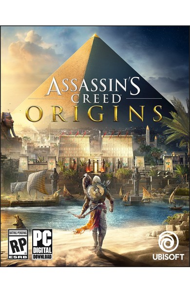 Assassins Creed Origins - UPlay