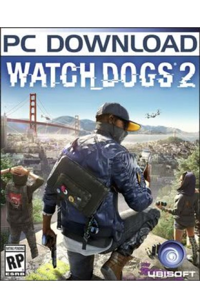 Watch Dogs 2 - UPlay