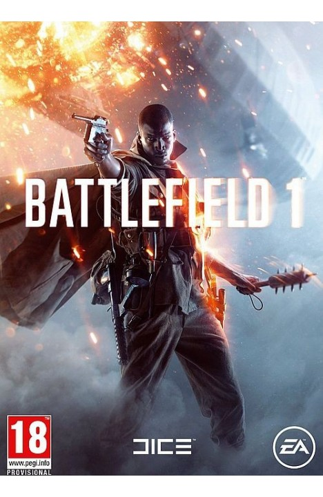 Battlefield 1 - Origin Global CD KEY