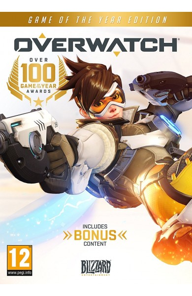 Overwatch: Game Of The Year Edition (US) - Battle Net