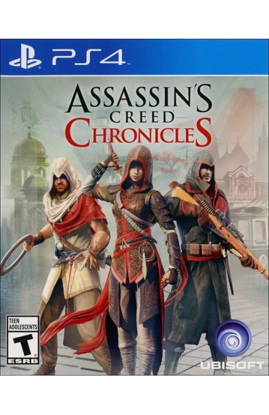 Assassins Creed Chronicles - Trilogy