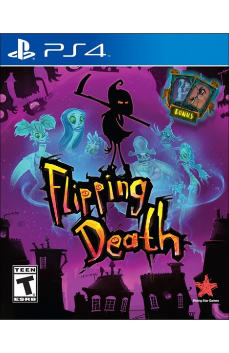 Flipping Death INSTANT DOSTAVA SA PayPal/Credit Cards