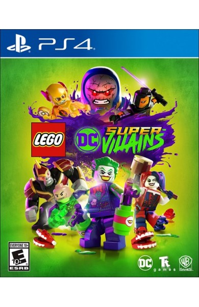 LEGO DC Super-Villains INSTANT DOSTAVA SA PayPal/Credit Cards