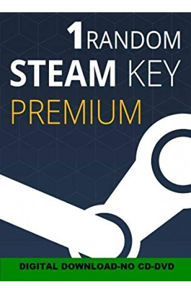 Random PREMIUM Steam Kljuc GLOBAL 1 Kljuc