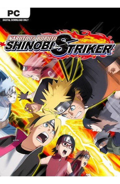 Naruto to Boruto Shinobi Striker - Steam Global CD KEY