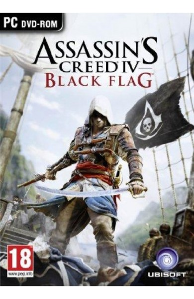 Assassins Creed IV 4: Black Flag - UPlay