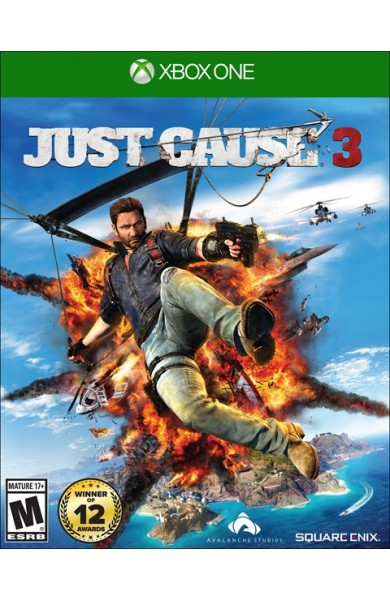 Just Cause 3 XL Edition (XBOX ONE)