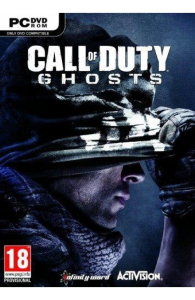 Call of Duty (COD): Ghosts - Steam