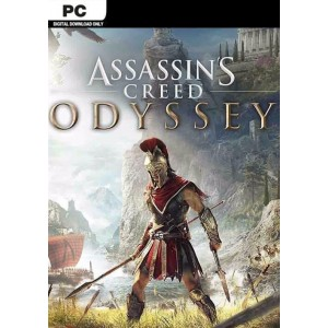 Assassins Creed Odyssey - UPlay Global CD KEY