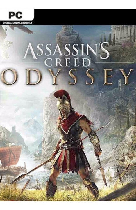 Assassins Creed Odyssey Gold - OFFLINE ONLY