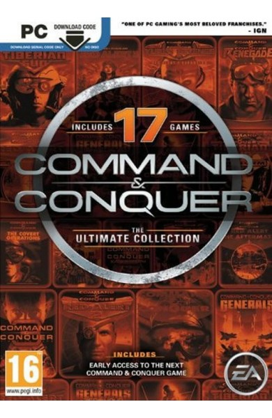Command and Conquer: The Ultimate Edition - Origin Global CD KEY