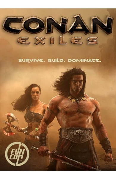 Conan Exiles - Steam Global CD KEY
