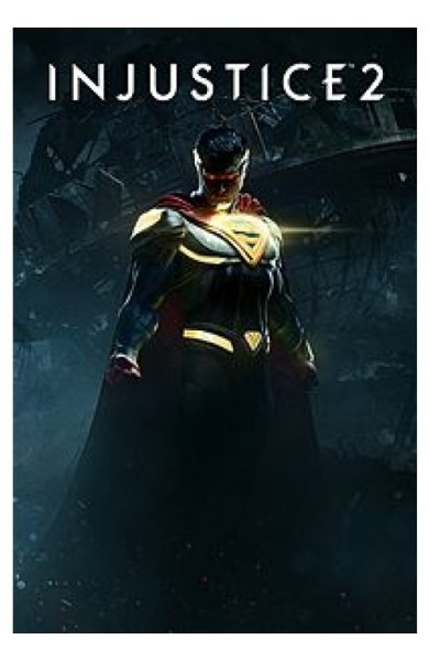 Injustice 2 - Steam Global CD KEY