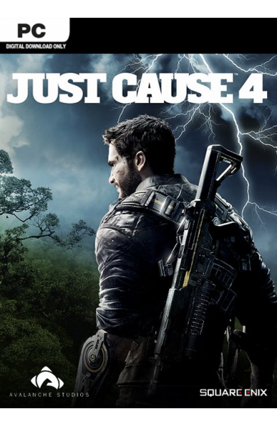 Just Cause 4 - Steam