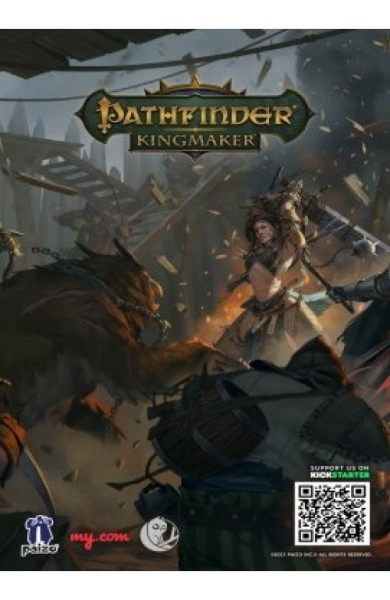 Pathfinder Kingmaker - Steam Global CD KEY