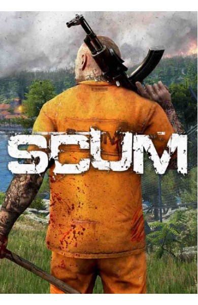 SCUM - Steam Global CD KEY