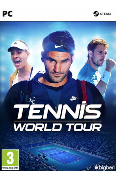 Tennis World Tour - Steam Global CD KEY