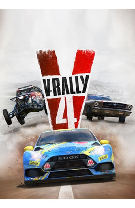 V-Rally 4 - Steam