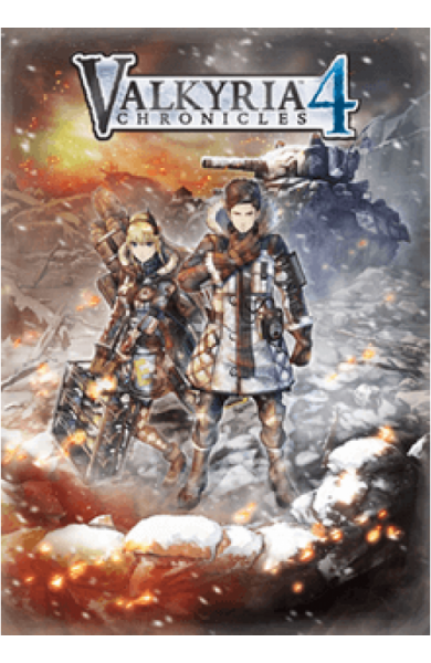 Valkyria Chronicles 4 - Steam Global CD KEY