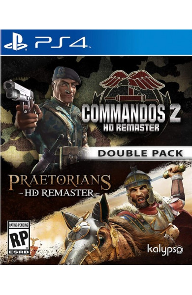 Commandos 2 And Praetorians: HD Remaster Double Pack
