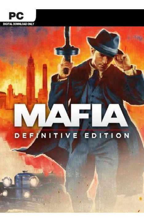 Mafia: Definitive Edition - Steam Global CD KEY