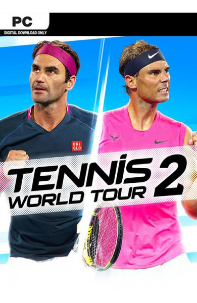 Tennis World Tour 2 - Steam Global CD KEY