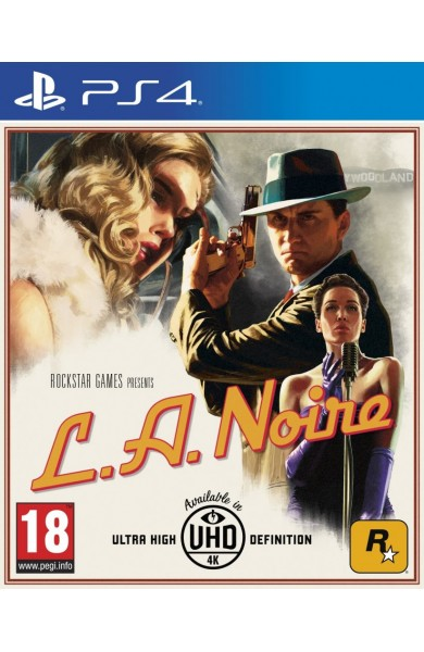 L.A. Noire INSTANT DOSTAVA SA PayPal/Credit Card