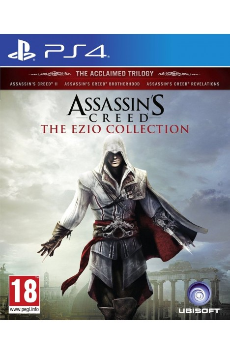 Assassins Creed - The Ezio Collection INSTANT DOSTAVA SA PayPal/Credit Cards
