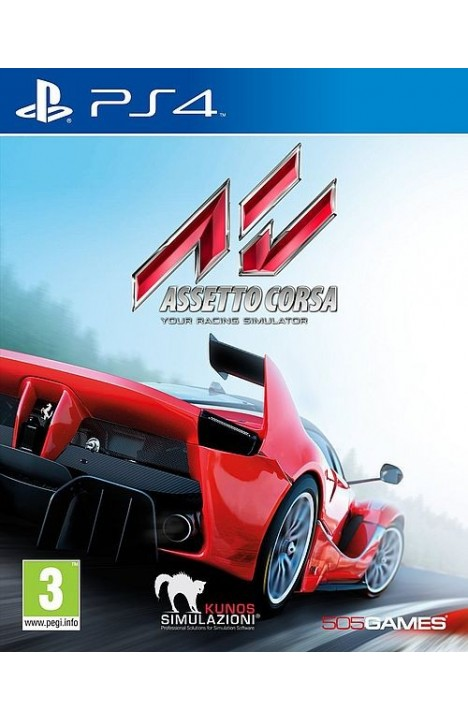 Assetto Corsa INSTANT DOSTAVA SA PayPal/Credit Cards