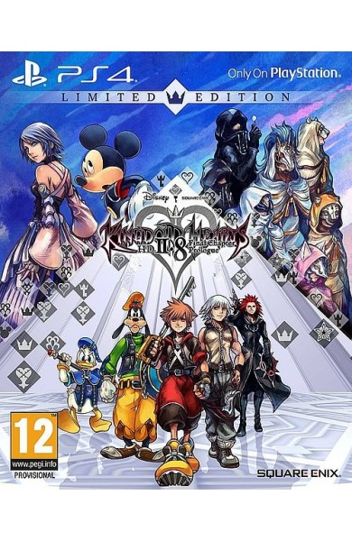 Kingdom Hearts HD 2.8