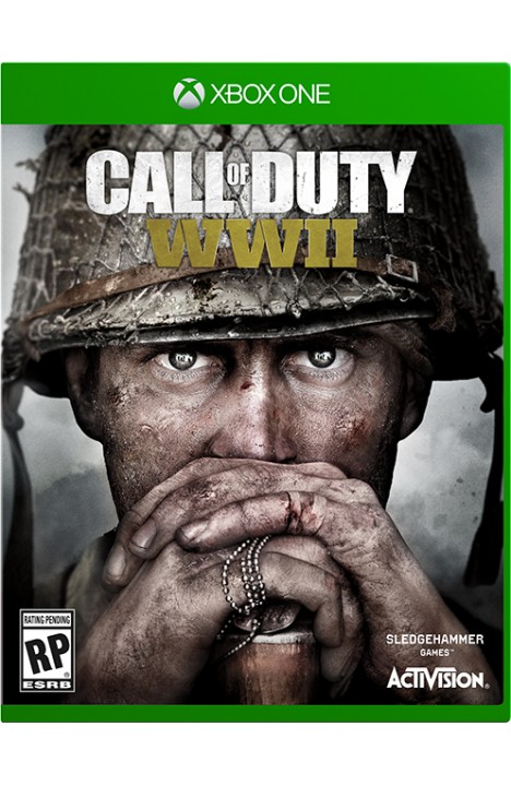 Call of Duty WWII WW2 / XBOX ONE /