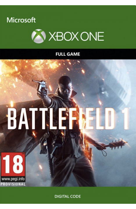 Battlefield 1 Revolution & Battlefield 1943 XBOX ONE
