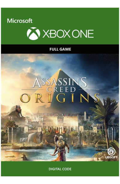 Assassins Creed Origins / XBOX ONE /