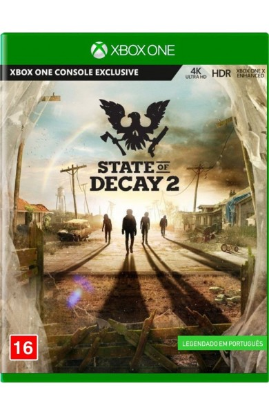 State of Decay 2 / XBOX ONE /