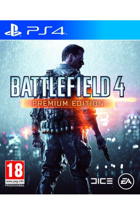 Battlefield 4 INSTANT DOSTAVA SA PayPal/Credit Cards