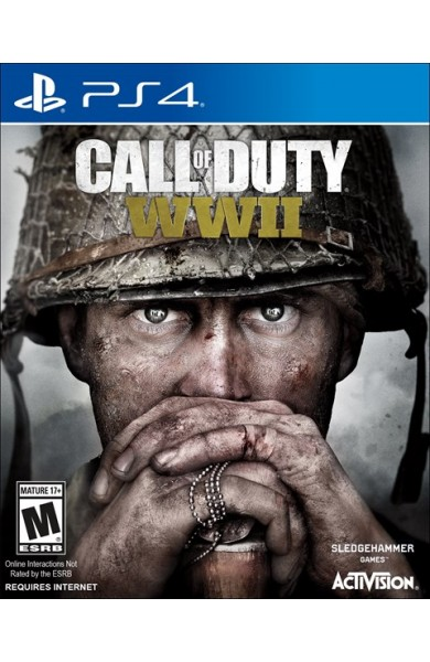 Call Of Duty: WWII — Gold Edition - PS4 (DIGITAL CODE) USA
