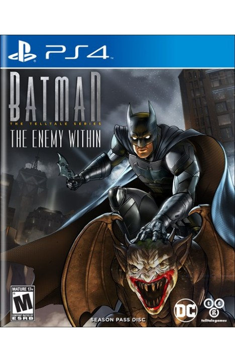 Batman: The Enemy Within INSTANT DOSTAVA SA PayPal/Credit Cards