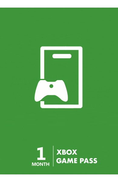 Xbox Game Pass 1 month - Trial (Xbox One)