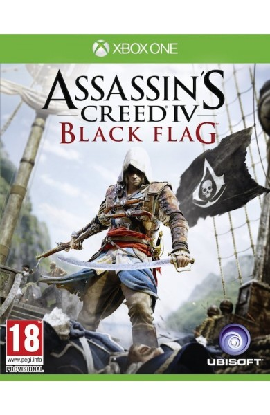 Assassins Creed IV: Black Flag (Xbox One)